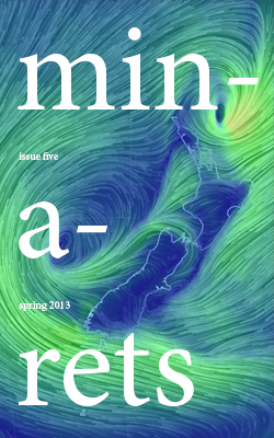 issue 5 / spring 2013