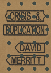 Crisis & Duplication by David Merritt book cover