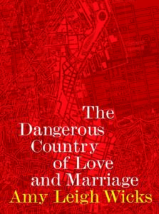 Book cover for The Dangerous Country of Love and Marriage by Amy Leigh Wicks